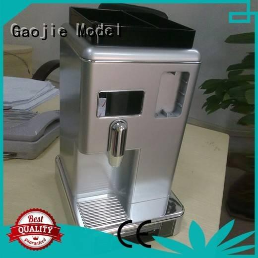 Quality cnc plastic machining Gaojie Model Brand 3d custom plastic fabrication
