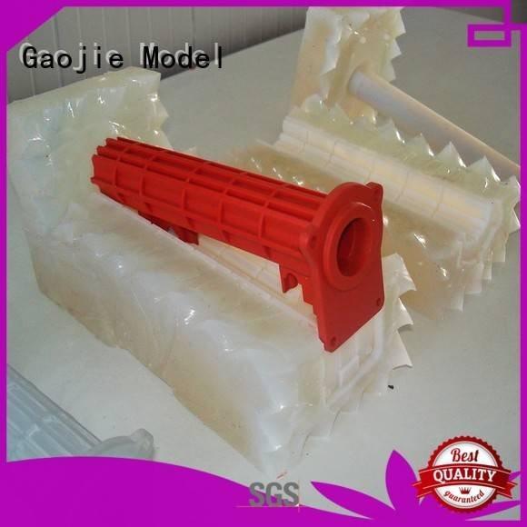supply parts machining Gaojie Model vacuum casting