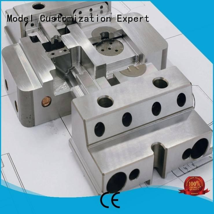 cnc service Metal Prototypes communication Gaojie Model