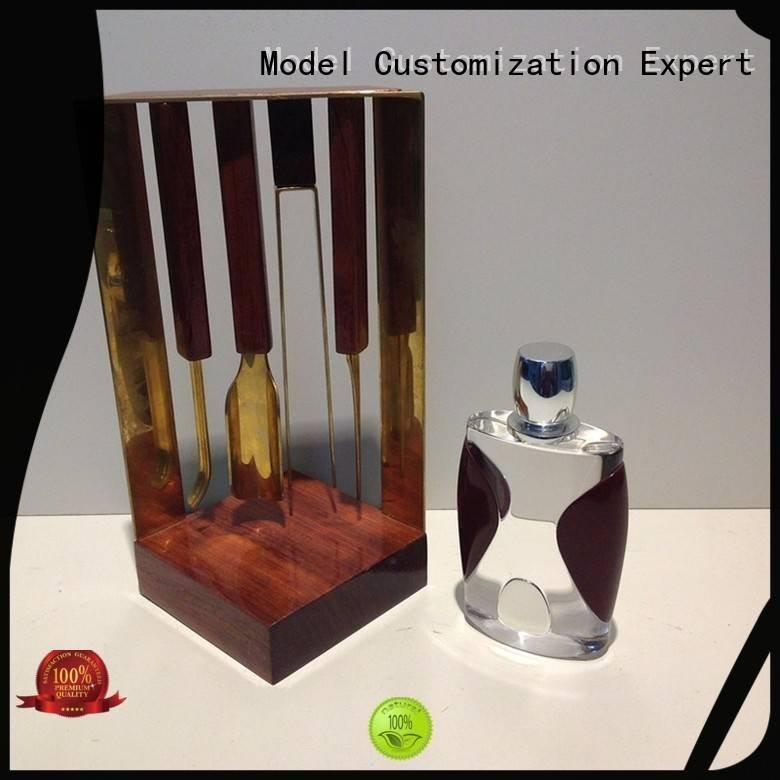 spare best polished metal rapid prototyping Gaojie Model
