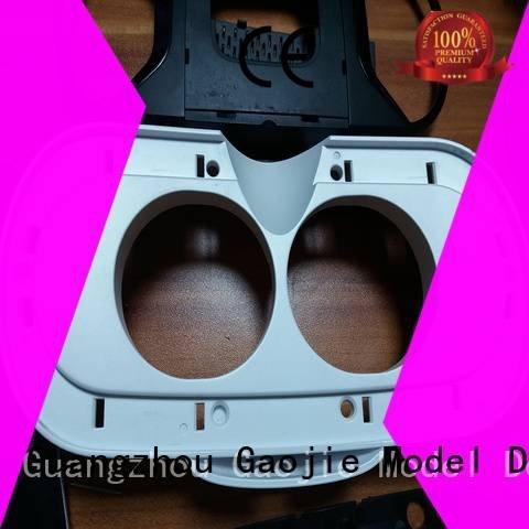 cnc plastic machining toilets custom plastic fabrication Gaojie Model