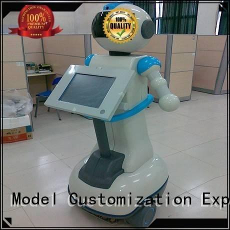 fan Plastic Prototypes intelligent model Gaojie Model