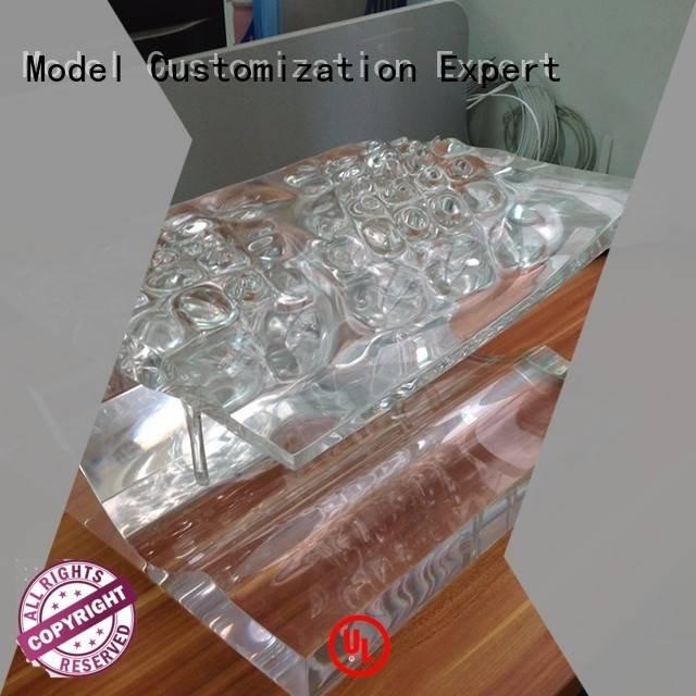 3d print transparent plastic cad qualified Gaojie Model Brand