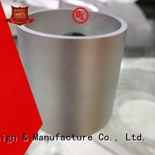 polished customized parts Metal Prototypes Gaojie Model