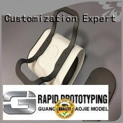 Gaojie Model precision custom plastic fabrication customized for factory