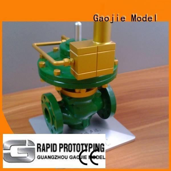 metal rapid prototyping strong Metal Prototypes talkie Gaojie Model