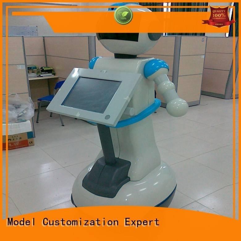 Gaojie Model plastic prototype service customized professional custom