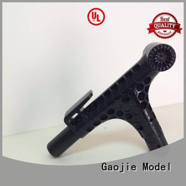 metal rapid prototyping machining Metal Prototypes Gaojie Model