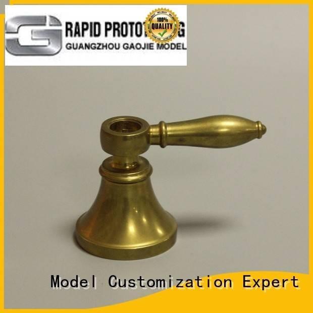 Gaojie Model industrial digital of metal rapid prototyping stainless