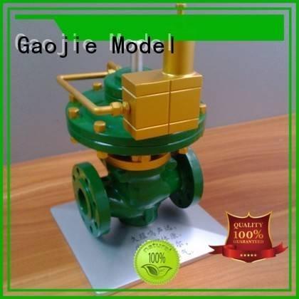 3d shaping metal rapid prototyping Gaojie Model