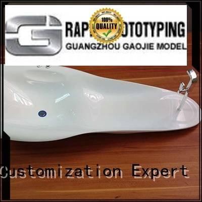 Gaojie Model Brand chair precision plastic prototype service job notebook