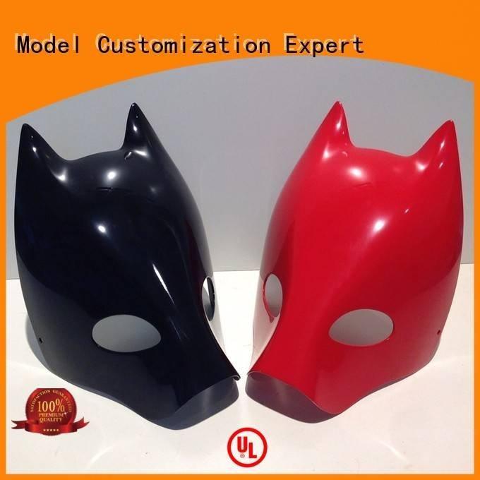Gaojie Model Brand service 3d printing prototype service industrial characters