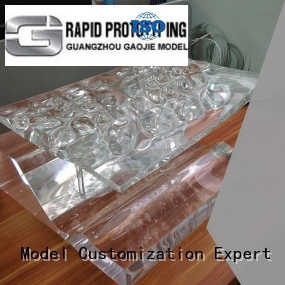 3d print transparent plastic bottles prototypes Transparent Prototypes Gaojie Model Warranty