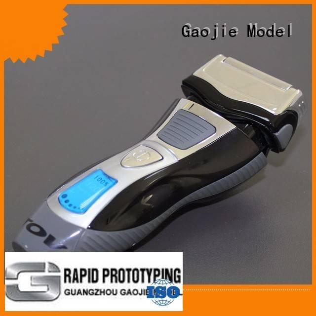 plastic prototype service electronic Plastic Prototypes Gaojie Model Brand