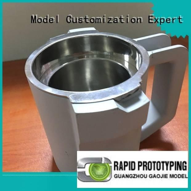 metal rapid prototyping qualified cnc hardware Gaojie Model