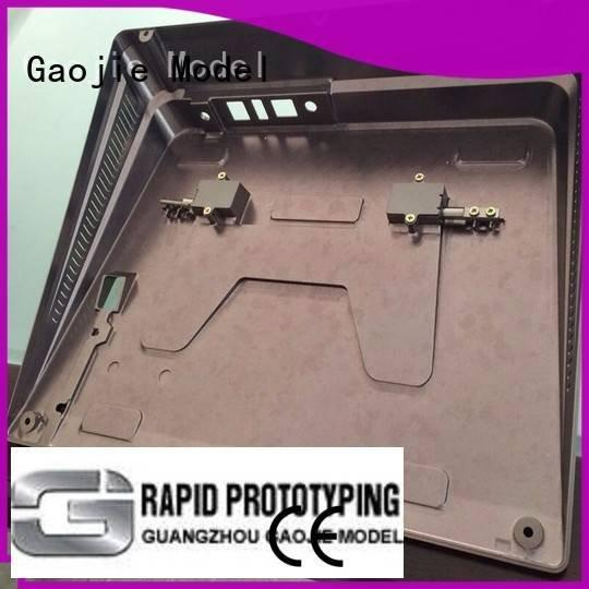 Custom Plastic Prototypes professional demand advance Gaojie Model