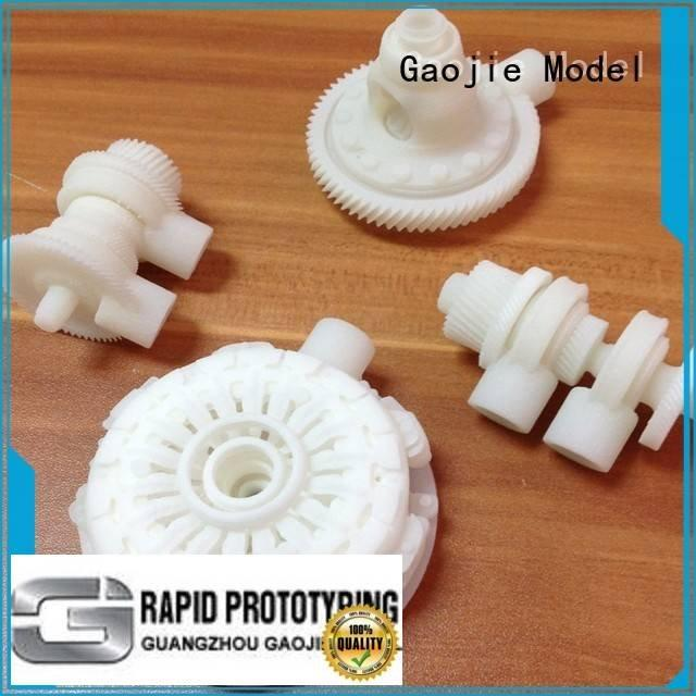 Gaojie Model Brand electroplating selective electroplated 3d printing companies prototype