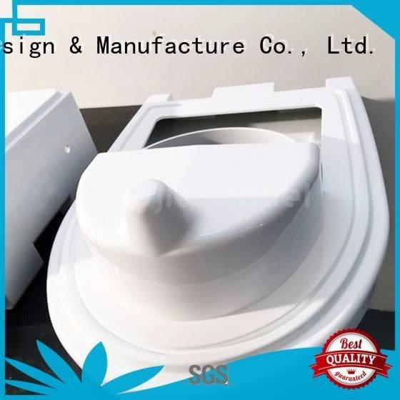 Gaojie Model Brand machining models genuine custom plastic fabrication device