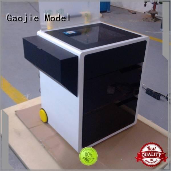 Wholesale water advance Plastic Prototypes Gaojie Model Brand