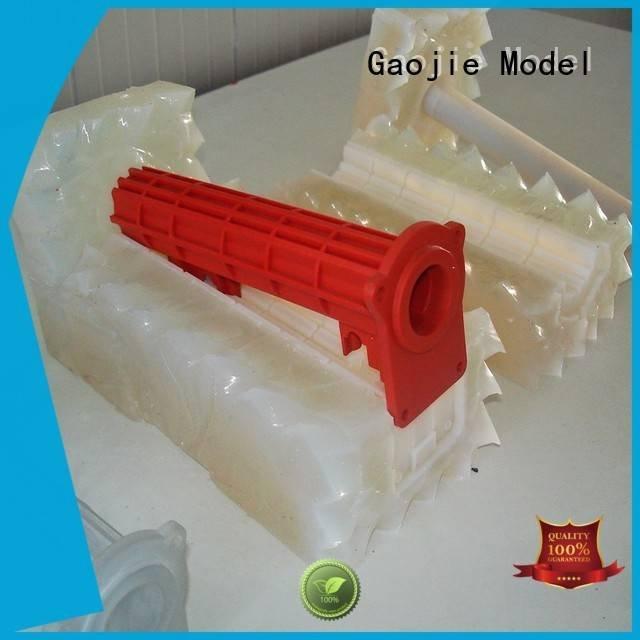 rapid prototyping companies chromatic Gaojie Model Brand vacuum casting