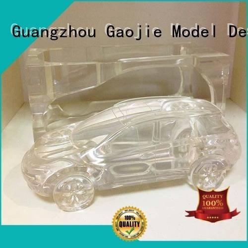 service prototype rapid Transparent Prototypes Gaojie Model