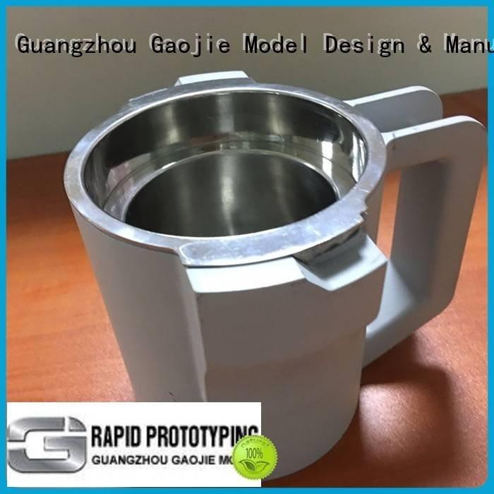metal rapid prototyping car metal models fitting
