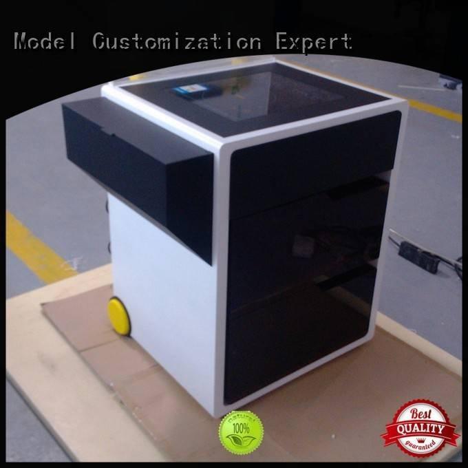 Quality plastic prototype service Gaojie Model Brand cabinet Plastic Prototypes