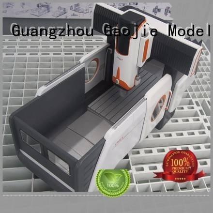 milling custom famous Plastic Prototypes Gaojie Model