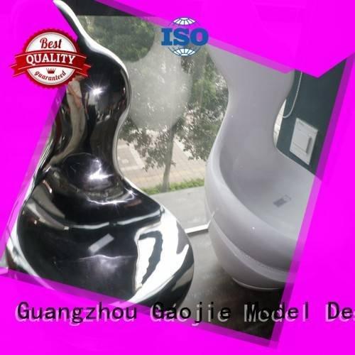 Gaojie Model Brand prototype arts rapid 3d printing companies