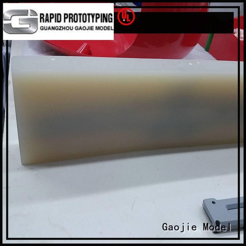 rapid prototyping companies machine vacuum casting Gaojie Model Brand