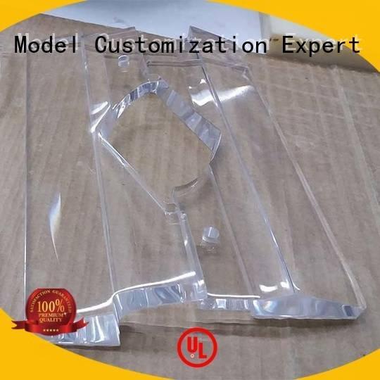 small seasoning qualified 3d print transparent plastic Gaojie Model