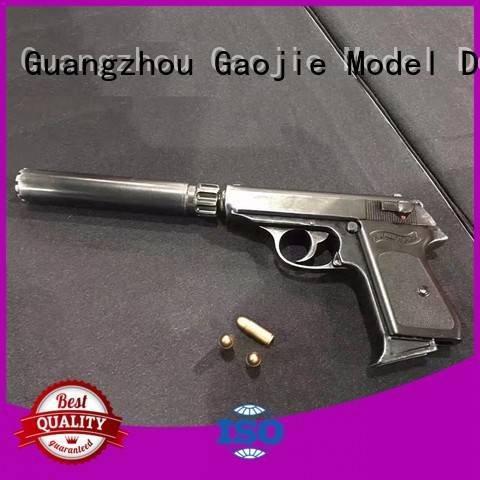 prototype parts service metal rapid prototyping Gaojie Model