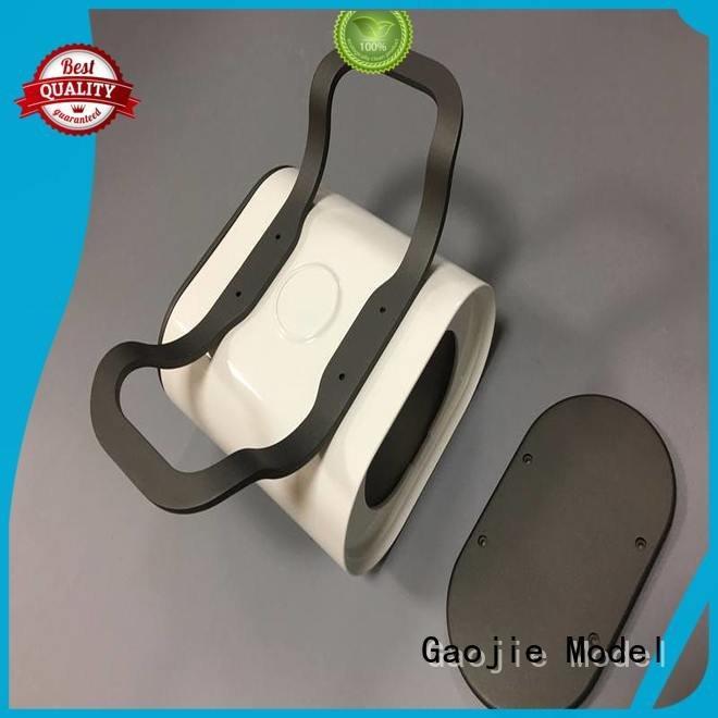 cnc plastic machining water small custom plastic fabrication Gaojie Model Brand