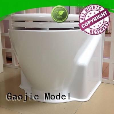 Gaojie Model cnc plastic machining machinery small factory