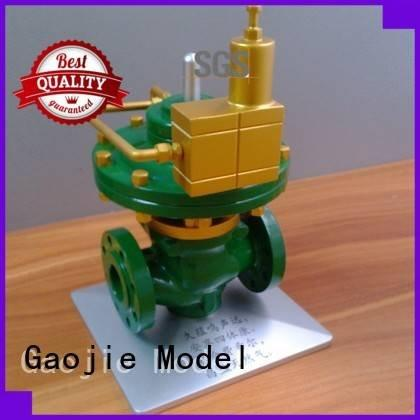 Gaojie Model metal rapid prototyping david high products