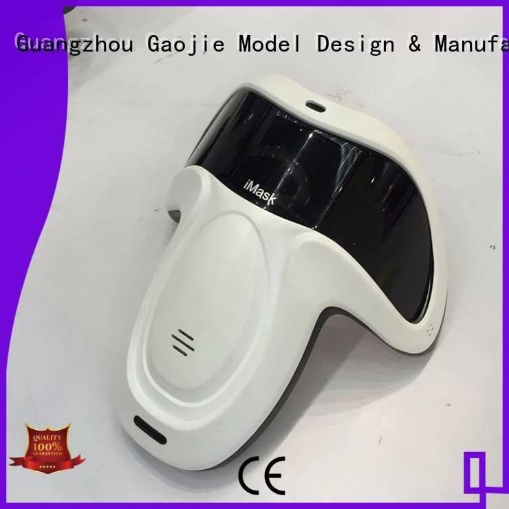 Gaojie Model Brand case abs vr custom plastic fabrication service