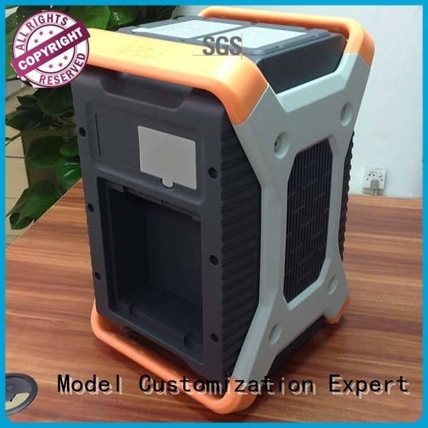 accuracy high electronic Gaojie Model plastic prototype service