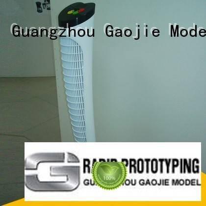 Gaojie Model plastic prototype service desk reader famous