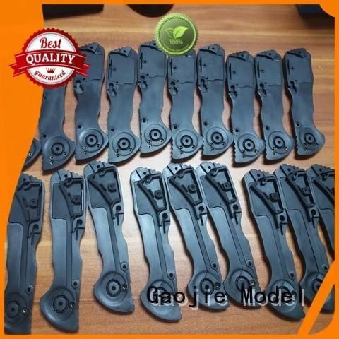 Gaojie Model Brand customized machine production vacuum casting