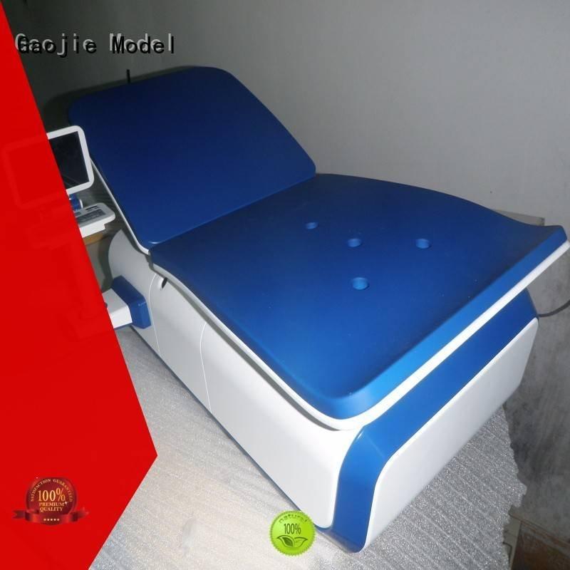 cnc plastic machining modeling instrument custom plastic fabrication Gaojie Model Warranty
