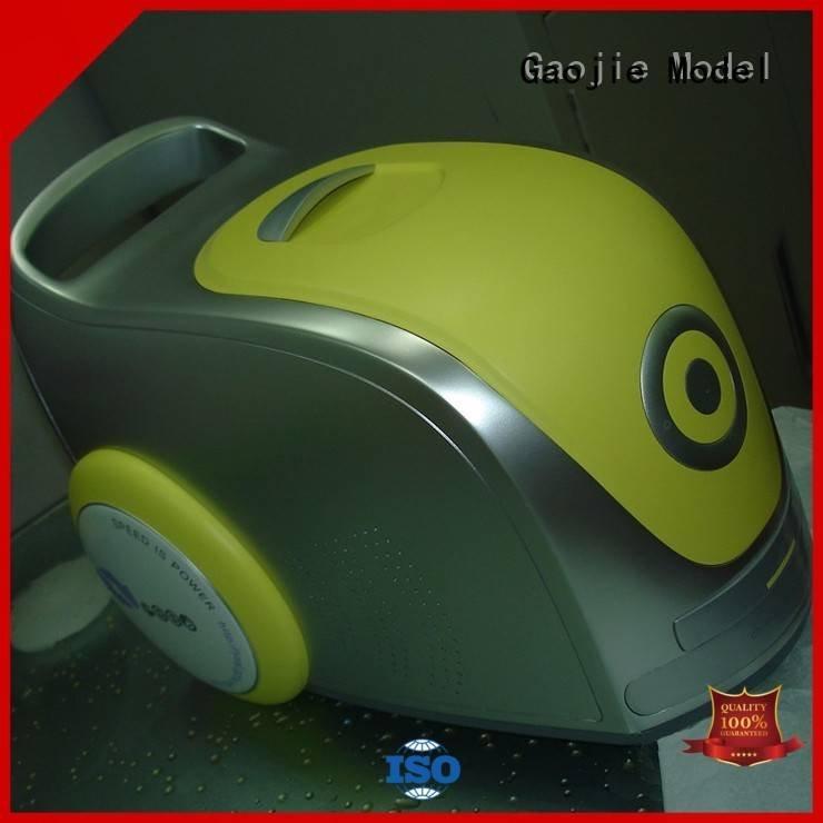 plastic prototype service electronics shaver loudspeaker tap Gaojie Model