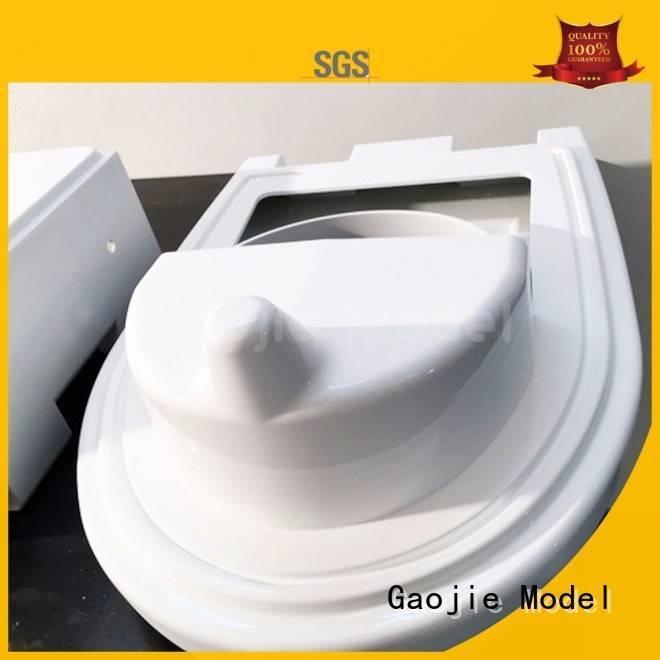 toilets composting Gaojie Model cnc plastic machining