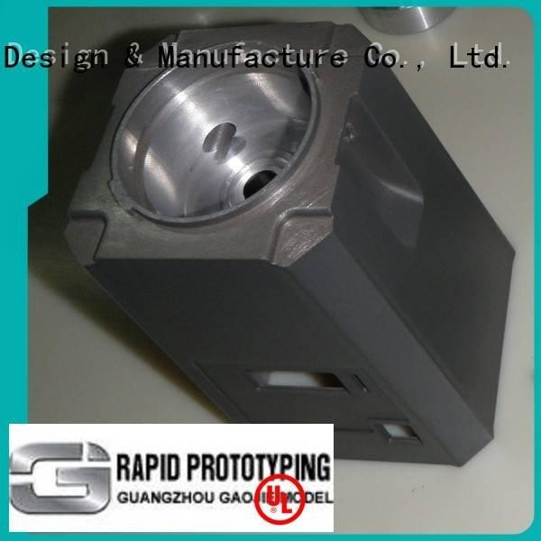 metal rapid prototyping custom model car Gaojie Model