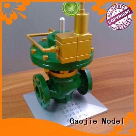metal rapid prototyping car quality david parts Gaojie Model