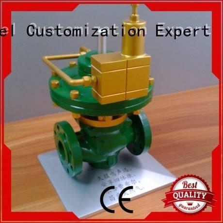 digital steel machine Metal Prototypes Gaojie Model