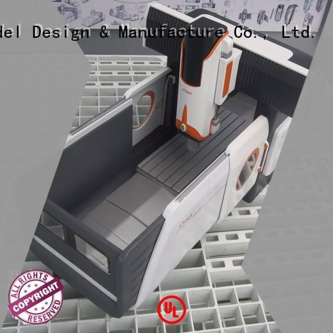 plastic prototype service new abs demand card Gaojie Model