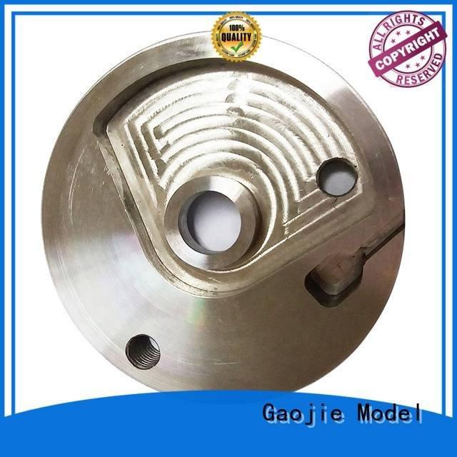 controller walkie fitting Gaojie Model metal rapid prototyping