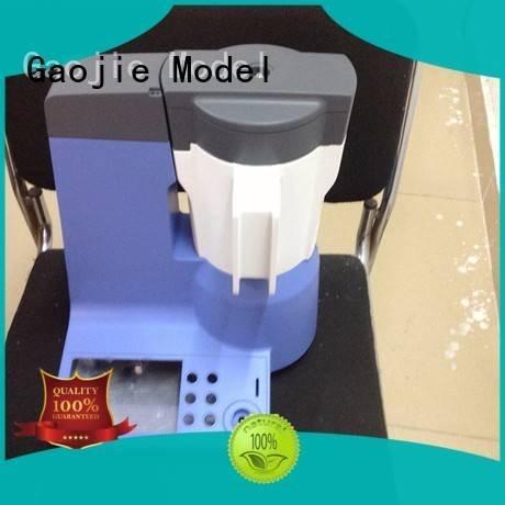 cnc plastic machining prototype quality box factory Gaojie Model