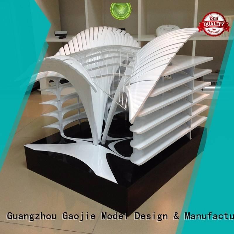 Gaojie Model Brand high reader plastic prototype service economic job
