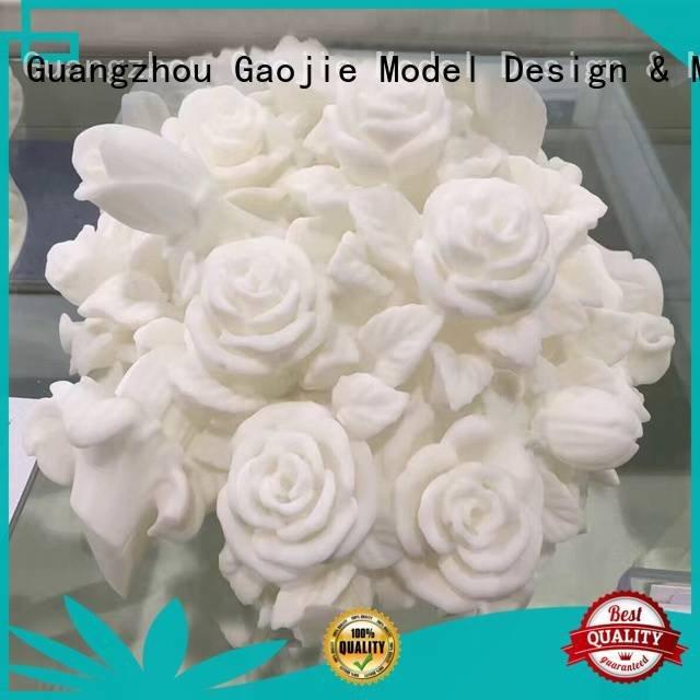3d printing prototype service sla 3d printing companies plastic Gaojie Model